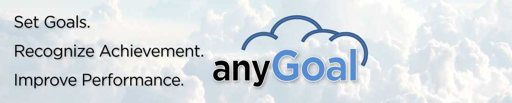 AnyGoal SalesForce Goal Tracking